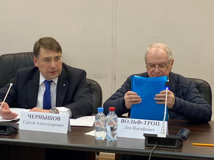 13 февраля 2020 года состоялось заседание Комиссии «ОПОРЫ РОССИИ» по лифтовой промышленности