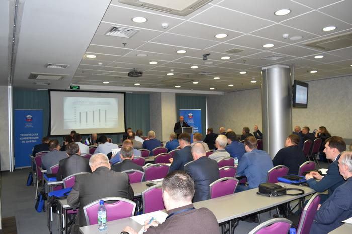 3-4 марта 2020 года в Москве состоялась Техническая конференция по лифтам
