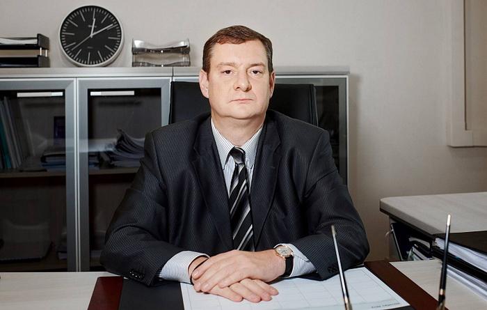 Гендиректор УКВЗ Роман Новиков