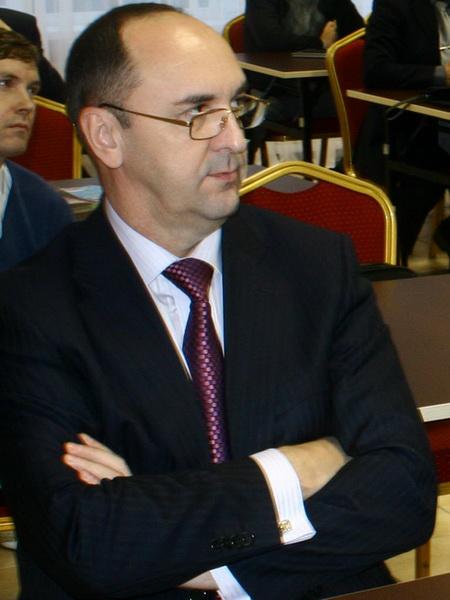 Евгений Ромашко, заместитель генерального директора - директор по региональной сети ОАО «Карачаровский механический завод»