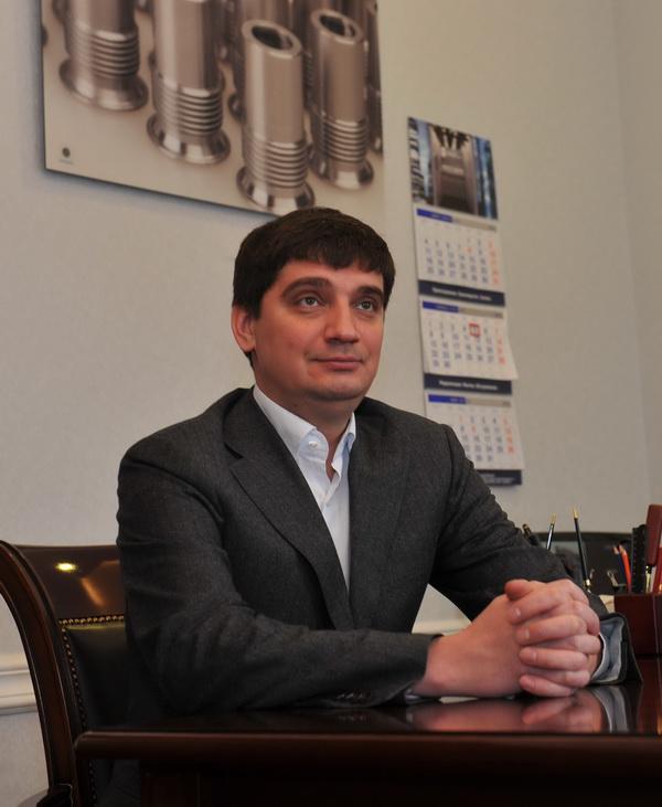 Генеральный директор ОАО «КМЗ» Леонид Черноног