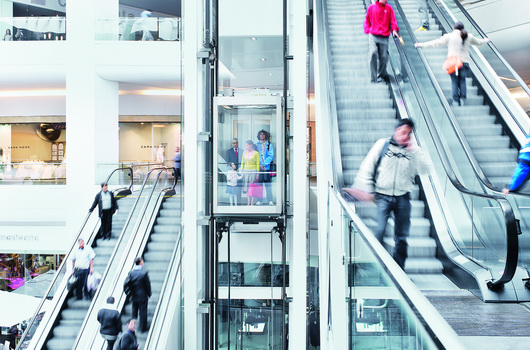 Компания Schindler сделала прорыв в области вертикального транспорта