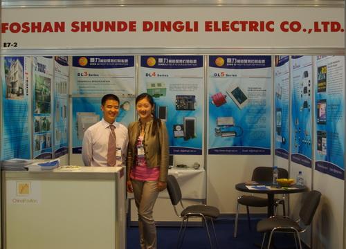 «FoShan ShunDe DINGLI Electric Co» в Москве впервые