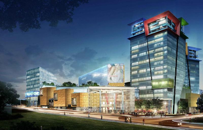 KONE выиграла контракт на поставку лифтов, эскалаторов и пассажирских конвейеров для проекта «Кунцево Плаза» в Москве