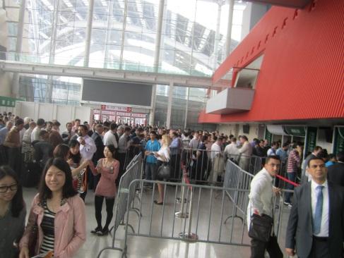 Дирекция выставки RUSSIAN ELEVATOR WEEK приняла участие во Всемирной выставке лифтов и эскалаторов WEEExpo 2014 (г. Гуанчжоу, Китай)