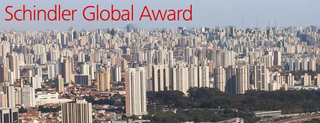 Schindler объявила о начале регистрации участников ежегодного конкурса The Schindler Global Award 2017