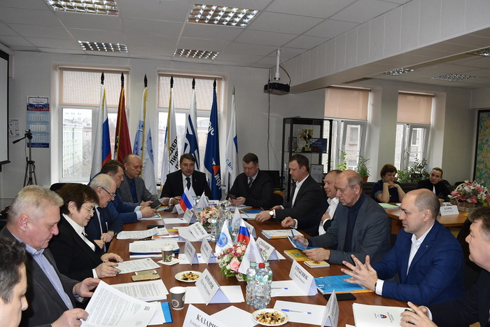 11 марта 2020 года состоялось заседание Совета Ассоциации «Российское лифтовое объединение»