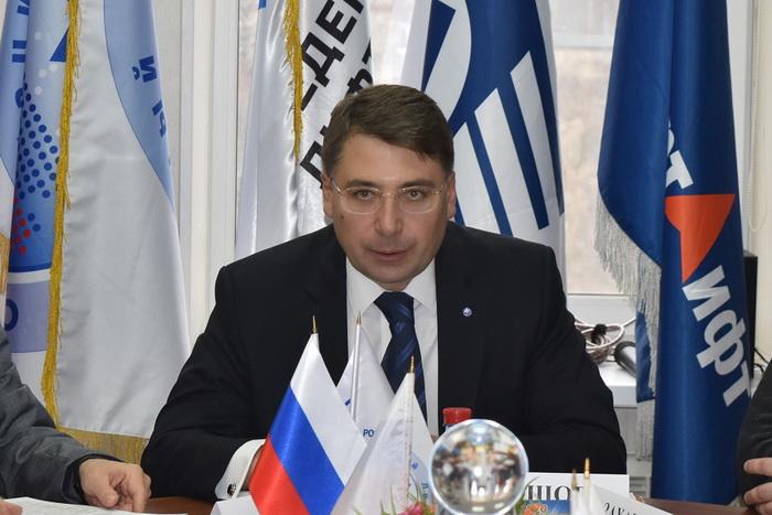 Президент Ассоциации «Российское лифтовое объединение» С. А. Чернышов