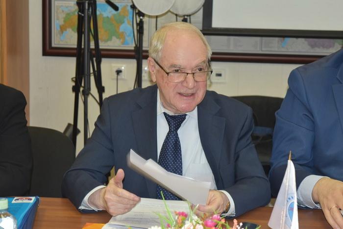 Председатель ТК 209 Л.И. Вольф-Троп