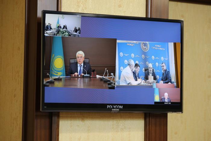 В МИИР РК обсудили вопросы развития лифтовой отрасли