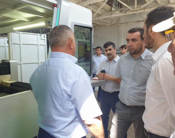 На АО «Кизлярский электроаппаратный завод» проверили качество производимого лифтового оборудования