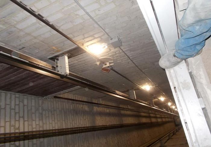 В Калужской области за период действия программы капремонтао обновлено 924 лифта на 1,6 млрд рублей