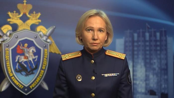 Руководитель управления взаимодействия со средствами массовой информации, генерал-майор юстиции Светлана Петренко