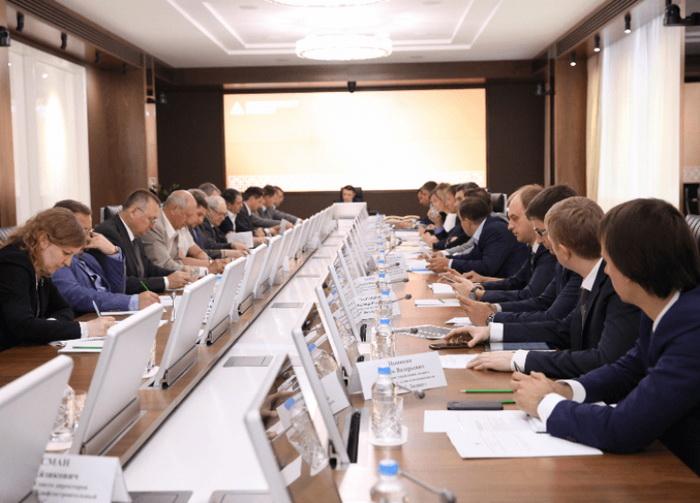 Заседание рабочей группы Научно-технического совета по развитию тяжелого машиностроения по направлению «Лифты»