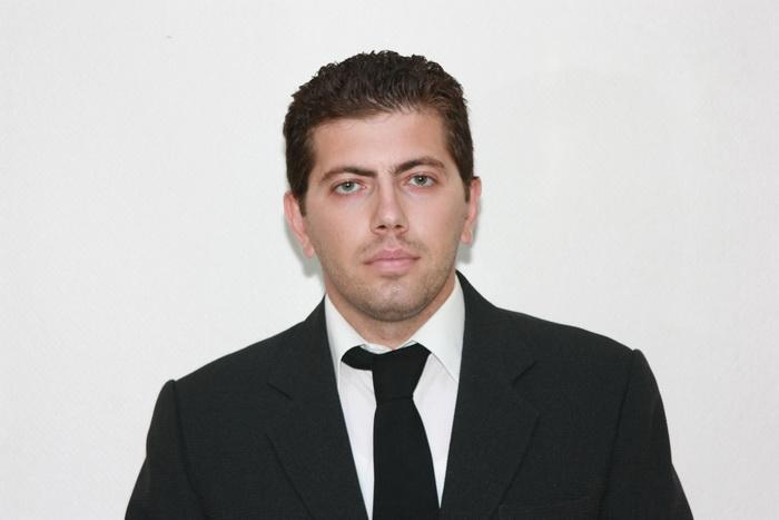 Константин Апостолидис, менеджер по развитию продаж компании Vigor Technology (Греция)