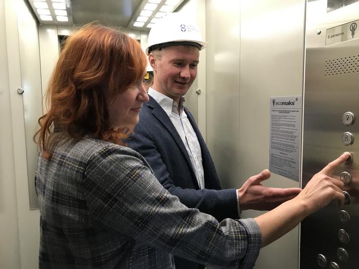 Липецкая область опережает сроки реализации программы по замене лифтового оборудования