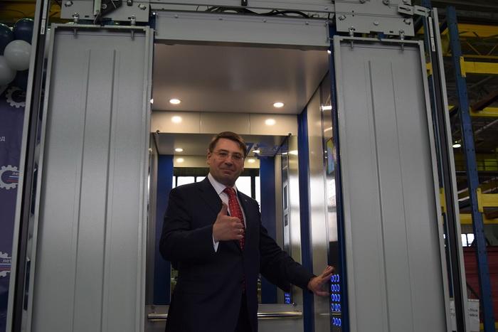 Президент Ассоциации «РЛО», Руководитель Комиссии по вопросам лифтового хозяйства Общественного совета при Минстрое России Сергей Чернышов