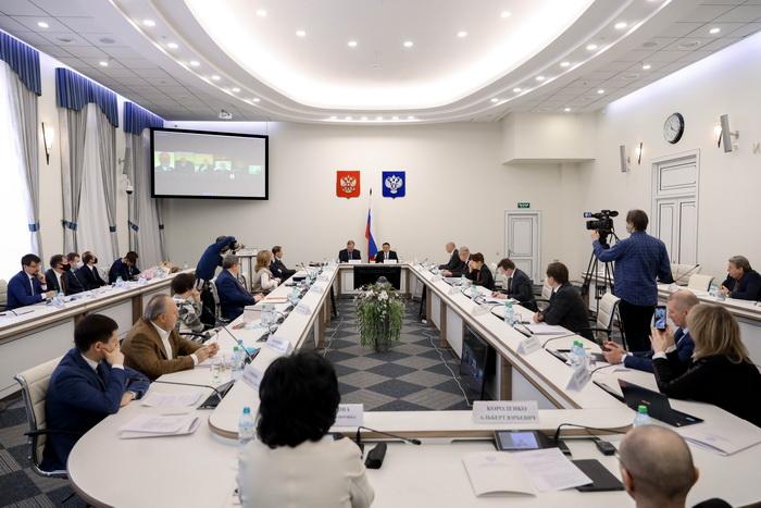 В Москве 5 февраля 2021 года состоялось заседание Общественного совета при Минстрое России