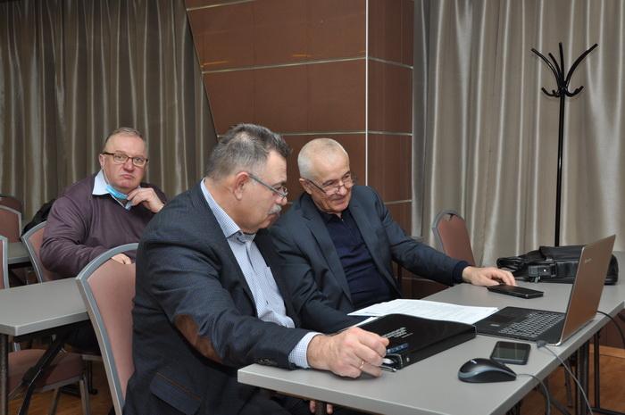 В рамках XI Всероссийского съезда работников лифтового комплекса состоялось заседание Совета ассоциации «Российское лифтовое объединение»
