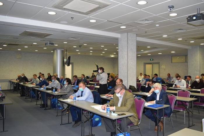 В Москве состоялась 8-я Техническая конференция по лифтам