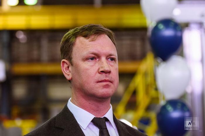 Генеральный директор ПАО «Карачаровский механический завод» Сергей Заика