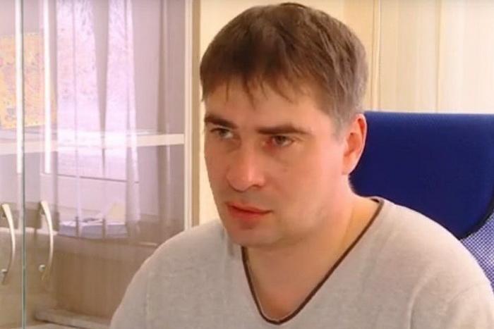 Экс-директор ООО «Звезда» Олег Хамуляк