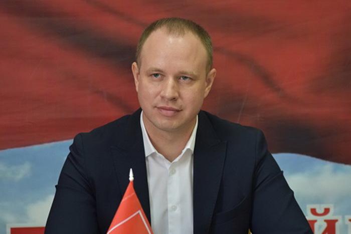 Депутат Законодательного собрания Иркутской области Андрей Левченко