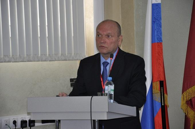 Президент Национального Лифтового Союза Виктор Тишин