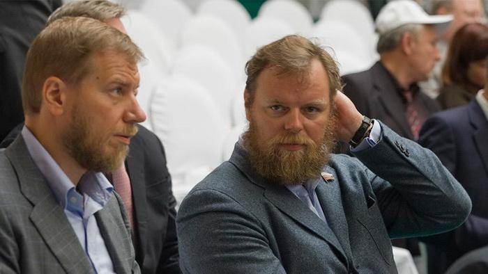 Братья Дмитрий и Алексей Ананьевы