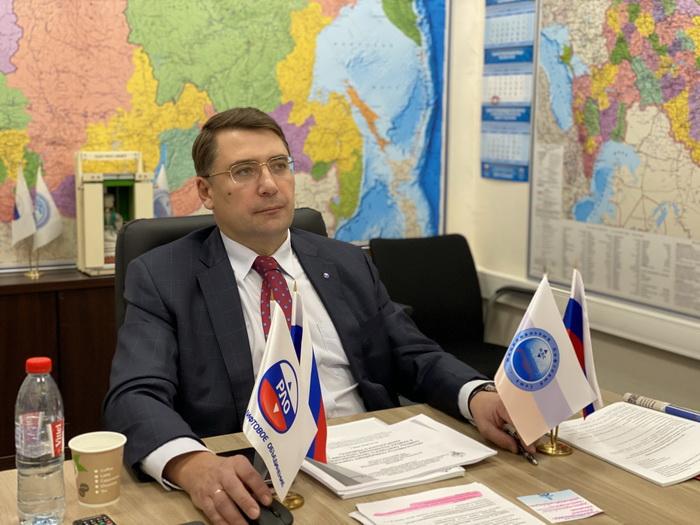 С.А. Чернышов, президент Ассоциации «Российское лифтовое объединение»