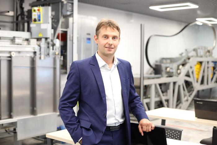 Генеральный директор ООО «Инженерный центр «РМК» Александр Скопинцев