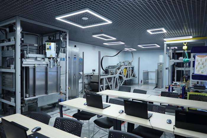 Аудитория Центра оценки квалификации ООО «Инженерный центр «РМК», Санкт-Петербург