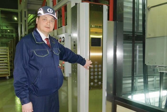 Исполнительный директор ООО «ПКФ «Сиблифт» Дмитрий Архипов