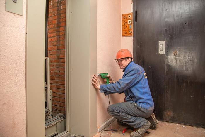 В Одинцовском округе с 2020 по 2022 год планируют заменить 75 лифтов