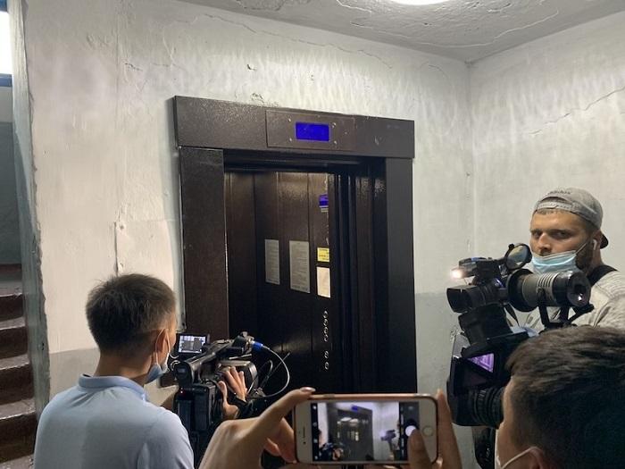 В Петропавловске установят белорусские лифты в кредит